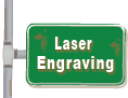 Link to laser engraving